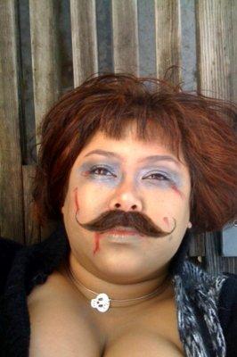 moustache rides: free