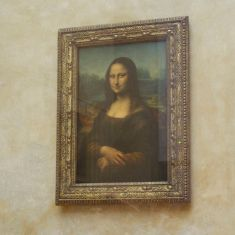 mona lisa = death
