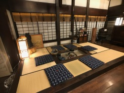 lobby of ryokan asunaro